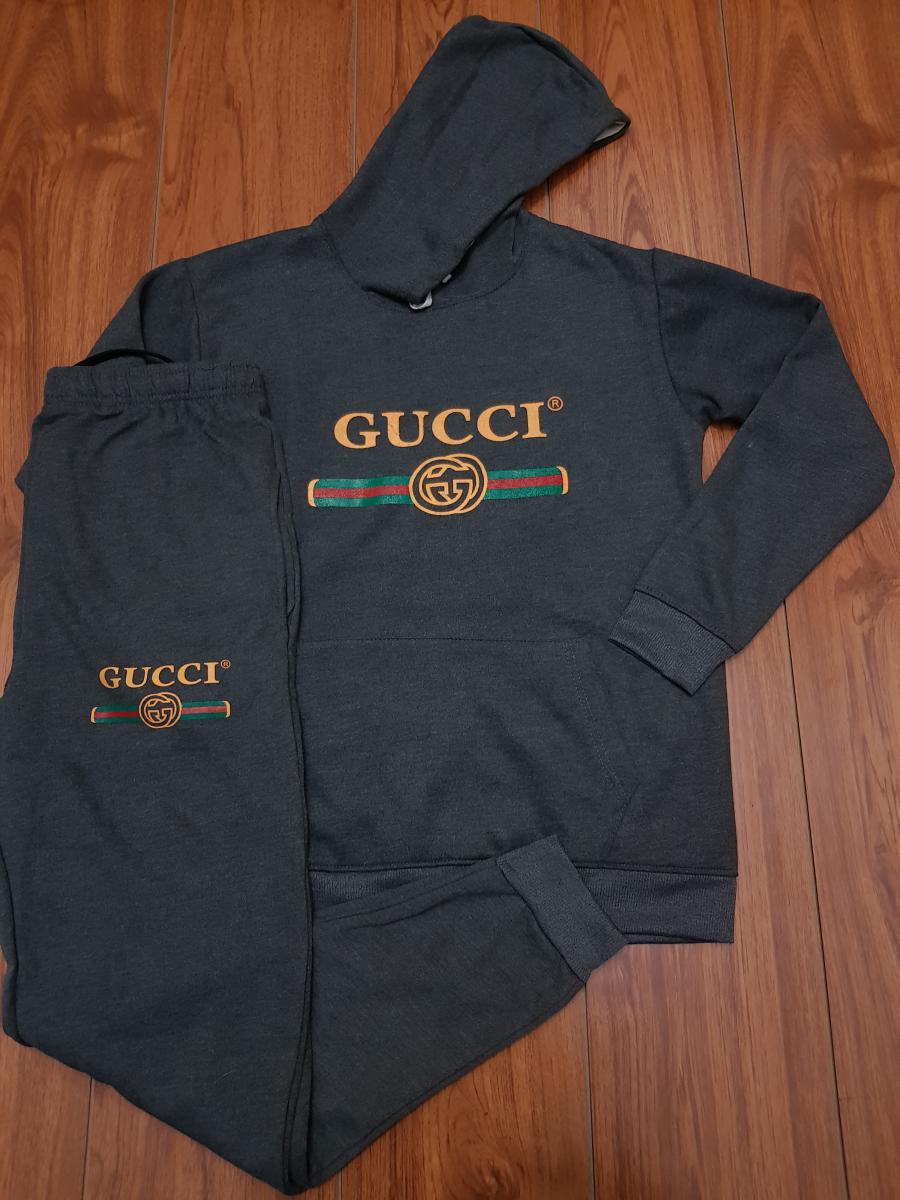 6e1809f1c Gucci Men's Tracksuits Jacket+Pants Sets (1360) - TOP QATAR SHOP