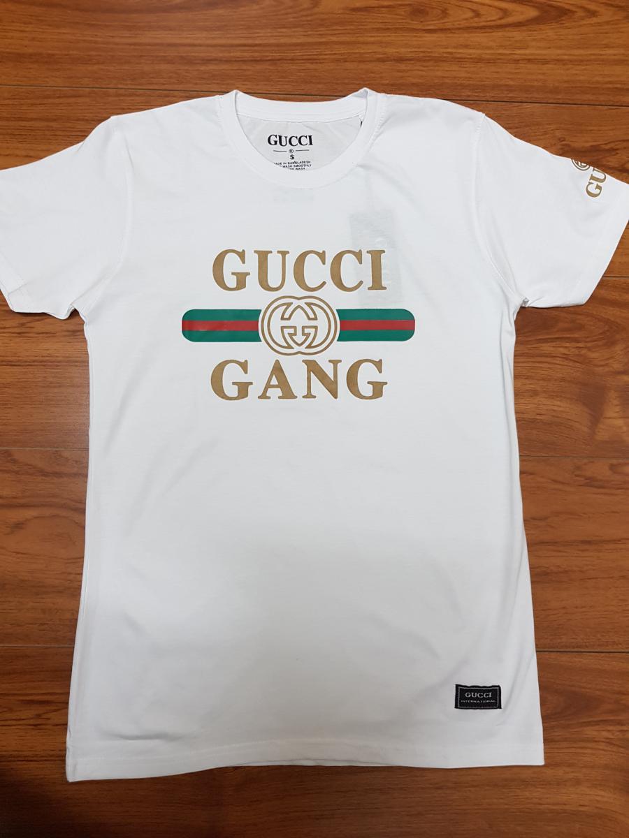 ee89403c9 Gucci Mens T-Shirt (1293) - TOP QATAR SHOP
