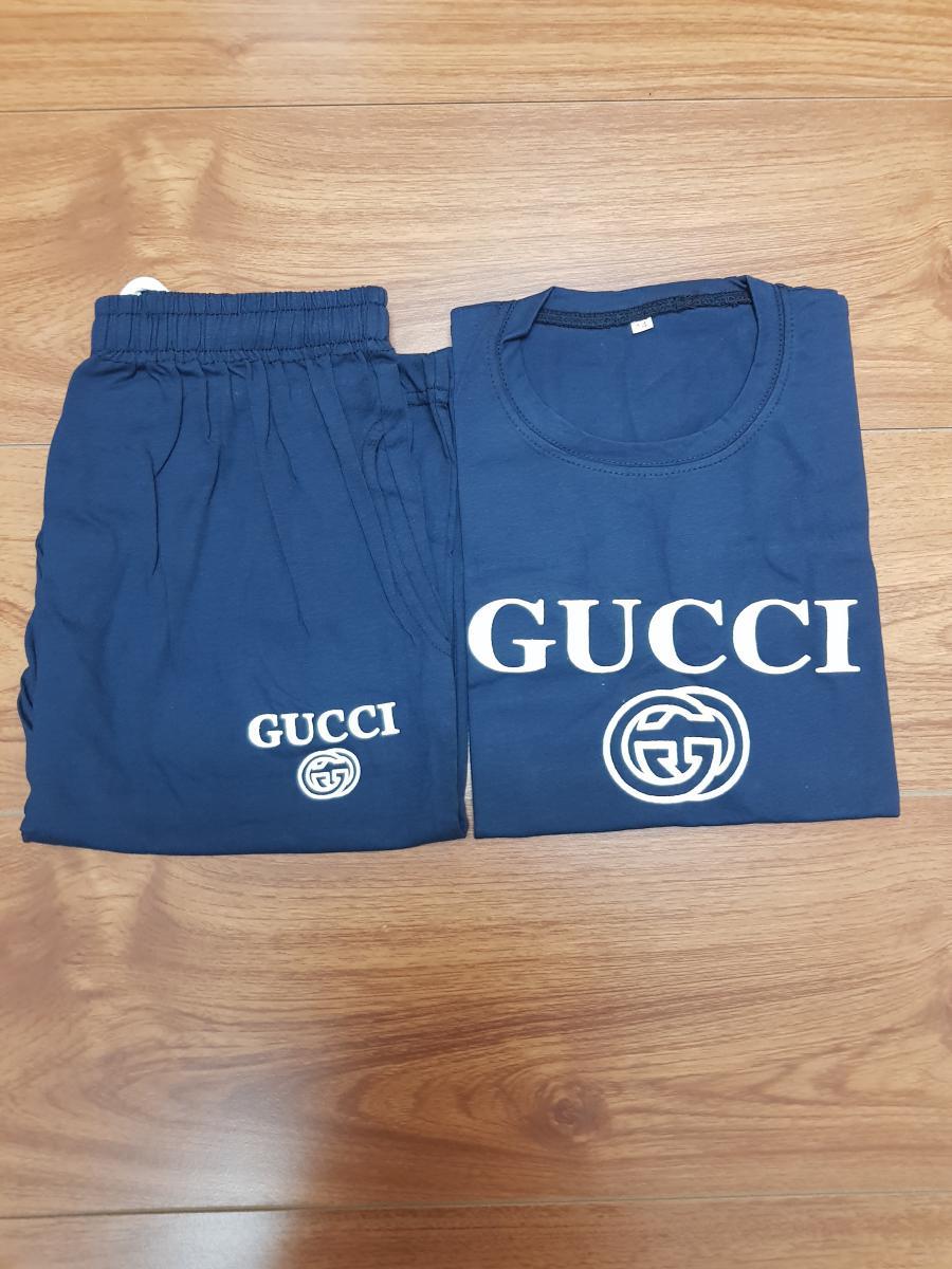 35db64d8 Gucci Mens T-Shirt and shorts set - (1393) - TOP QATAR SHOP
