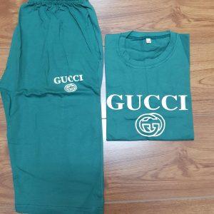 0430a992 Gucci Mens T-Shirt and shorts set - (1392) - TOP QATAR SHOP