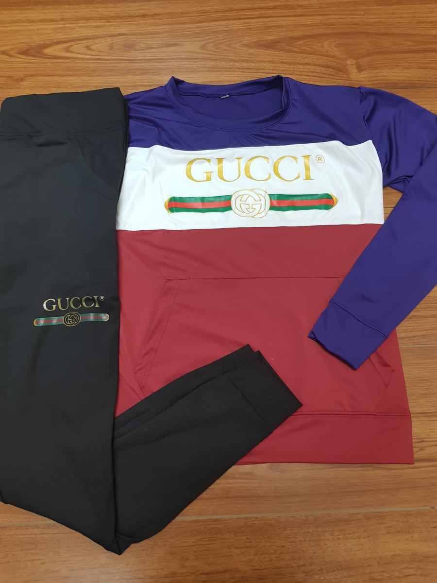 43e7510f Gucci Women's Tracksuits, Track Pants & T-Shirt Sets - (2223) - TOP ...