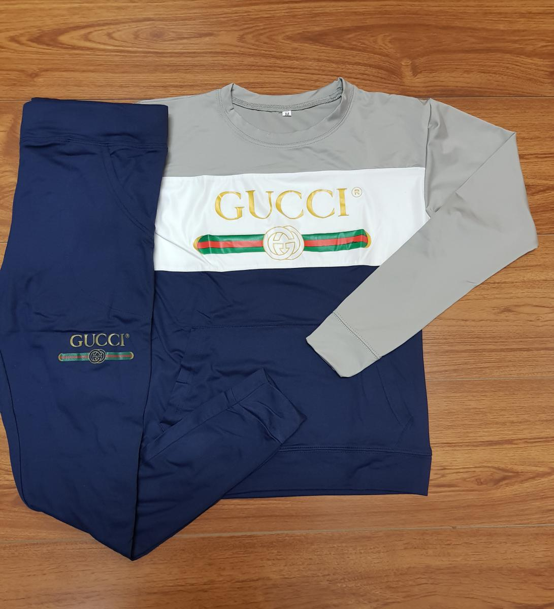 98fbe507 Gucci Women's Tracksuits, Track Pants & T-Shirt Sets - (2197) - TOP ...